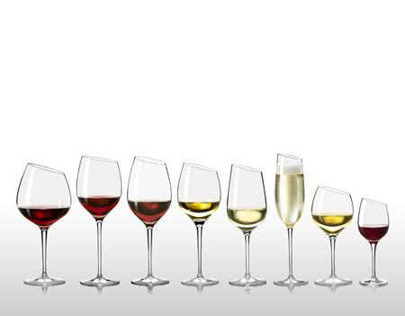 Quel verre pour quel vin blog world grands crus - Quel vin rouge pour cuisiner ...